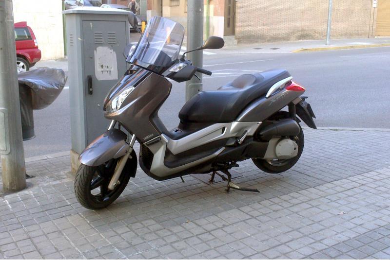 Yamaha Xmax 250 del 2007
