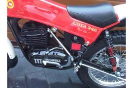 Montesa Cota 348 Restaurada